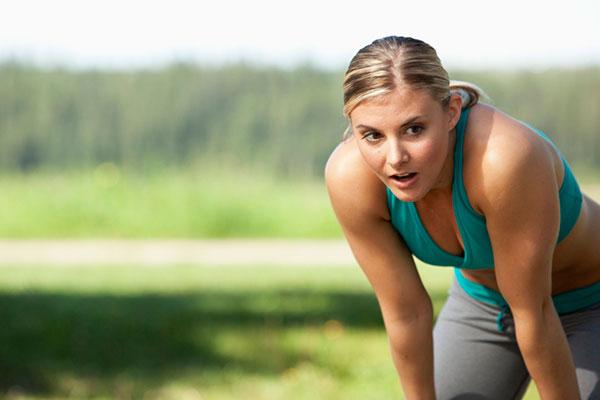 Сбалансированное состояние мышц