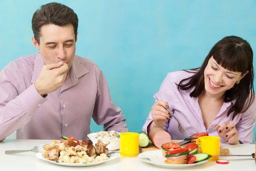 Методика тщательного пережевывания для борьбы с лишним весом