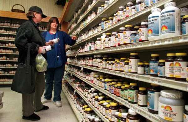 Нет смысла покупать витамины и микроэлементы