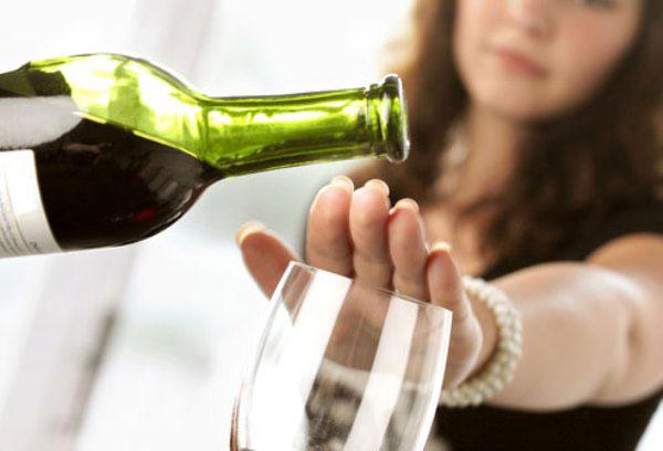 5 причин, чтобы отказаться от алкоголя во время беременности