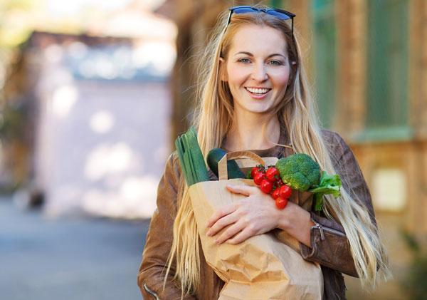 Правильное питание - основа профилактики рака