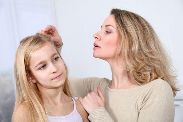 Педикулез: лечение у детей