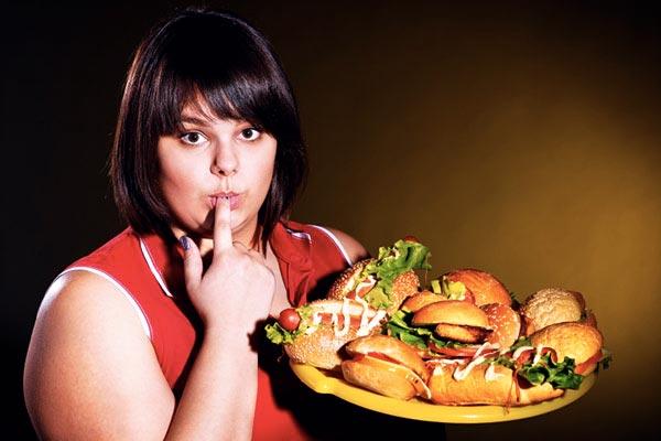 Психология переедания или почему так много желающих похудеть