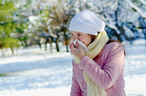 Как не заболеть в холод