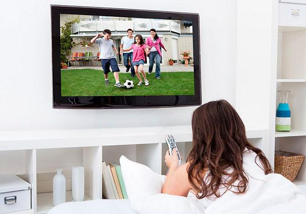 О влиянии телевизора на здоровье