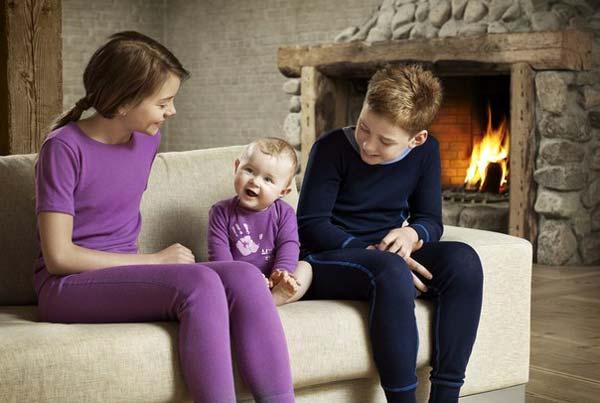 Термобелье. Надежная защита вашего ребенка