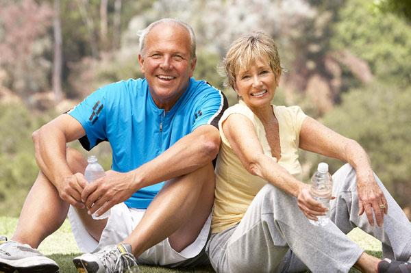 Как быть здоровым в пожилом возрасте - 8 советов