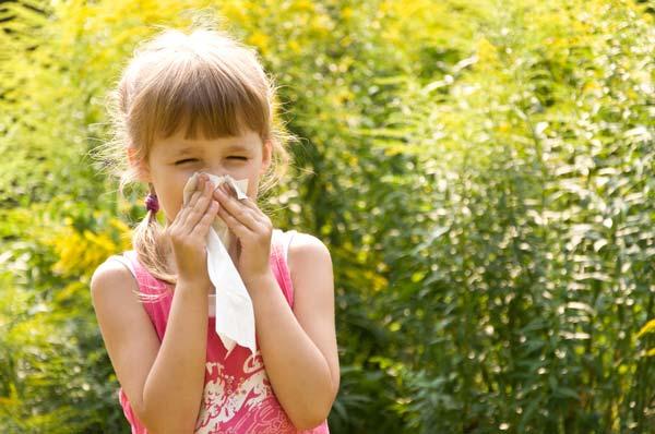 9 способов предотвратить астму и аллергию у детей