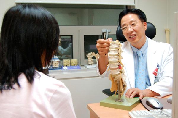 Восточная медицина и позвоночник