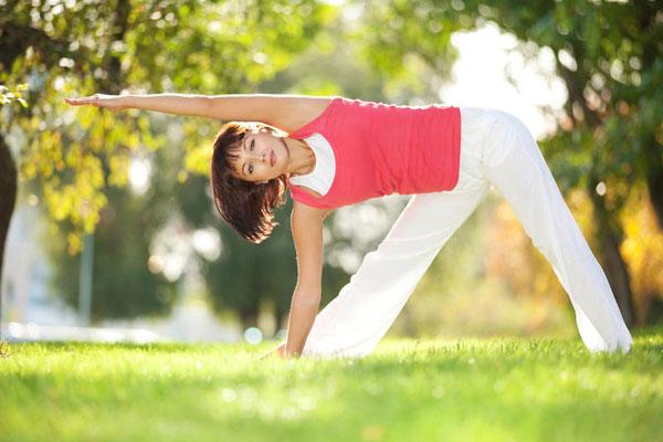 Здоровый образ жизни - первый шаг к красоте тела