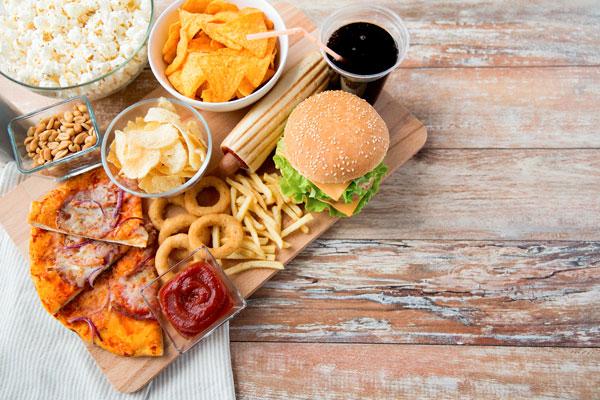 полезное питание меню на неделю для похудения