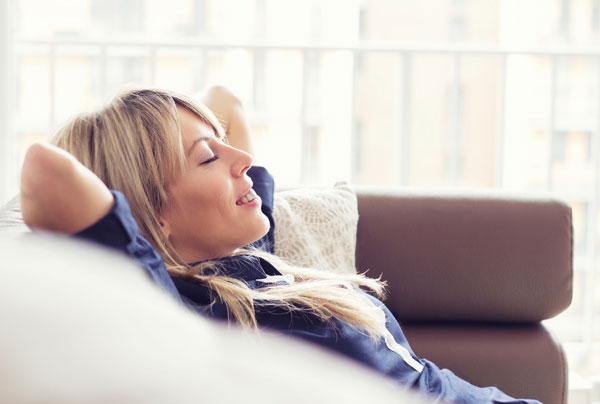 Отдых, полное расслабление
