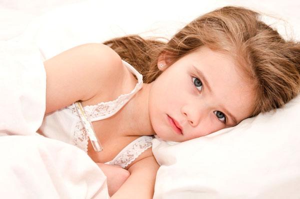 9 вопросов о повышении температуры у ребенка