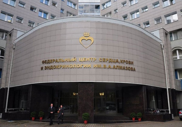 Клиники Санкт-Петербурга: куда обратиться