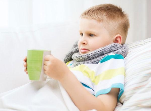 Синусит у детей