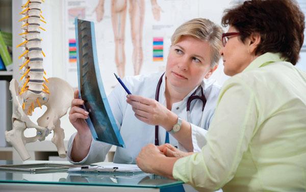 10 признаков остеопороза