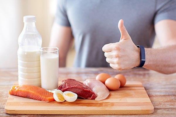 Сколько белка нужно организму?