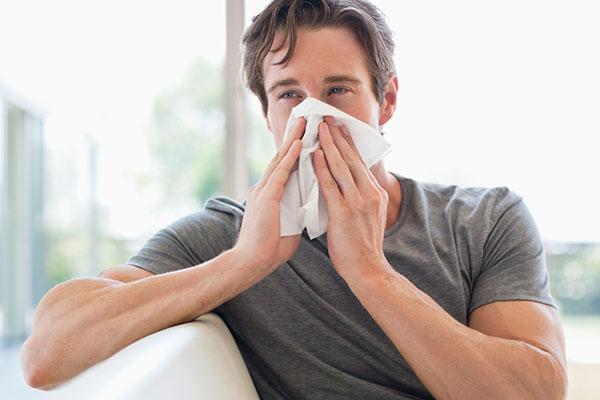 Аллергия и крапивница
