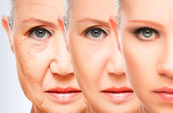 Как замедлить процессы старения кожи