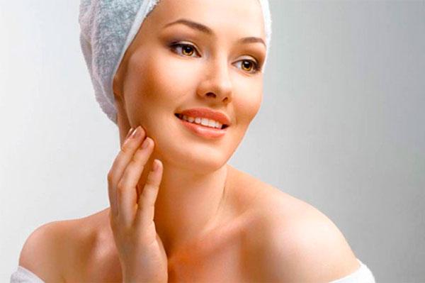 Правильное очищение кожи