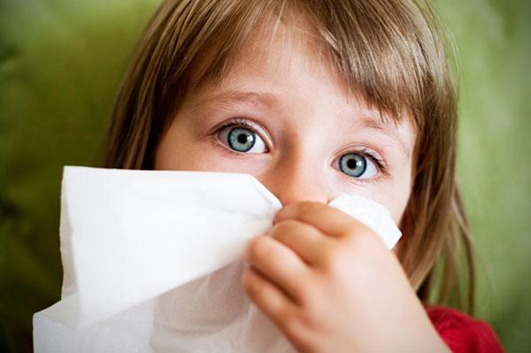 Как распознать аллергию у ребенка