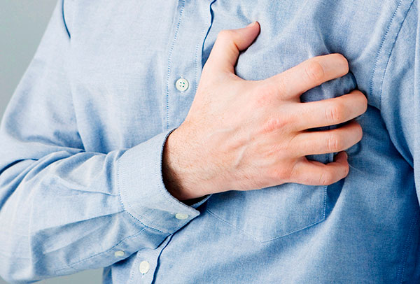 Признаки, указывающие на проблемы с сердцем