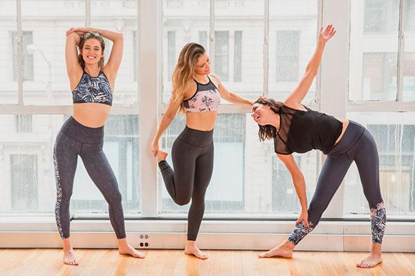Йога на пути к здоровью