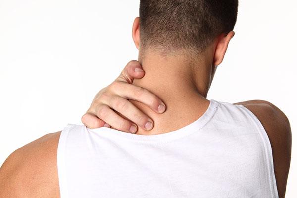 Как избавлится от боли в шее