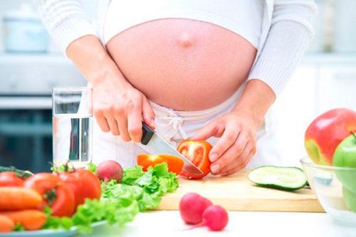 Завтрак беременной при диабете