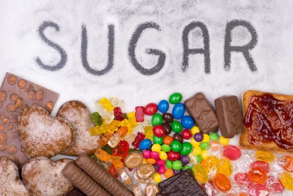 Как сахар истощает организм