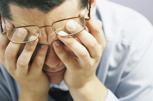 Нарушение зрения и заболевания глаз