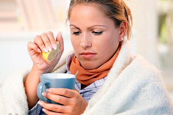 Народные рецепты от простудных заболеваний