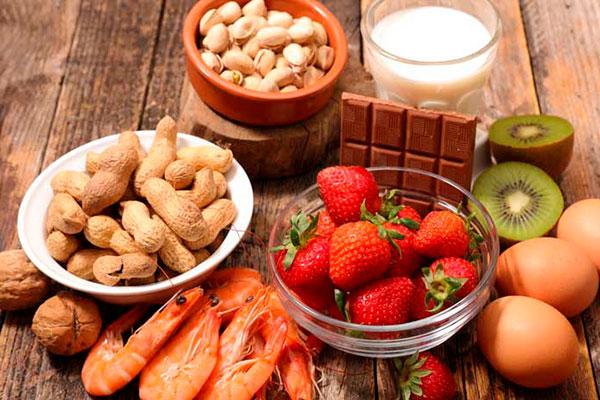 Пищевые аллергии. Симптомы и причины появления
