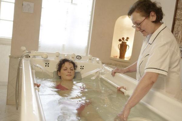 Бальнеологическое лечение или водогрязелечение
