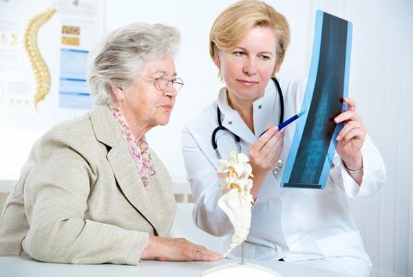 Остеопороз: причины и признаки