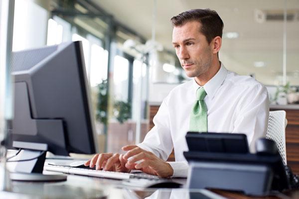 Профилактика болезней при работе за компьютером