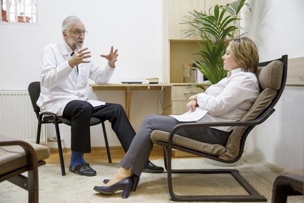 Визит к психотерапевту - поступок, который способен изменить вашу жизнь
