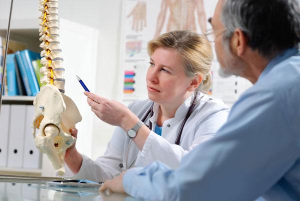 Новаторские способы лечения позвоночника