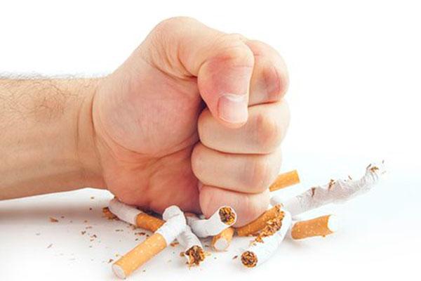 Очистка организма после отказа от курения