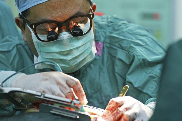 Как делается операция на сердце
