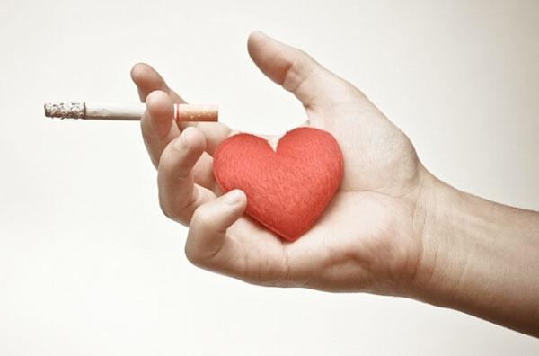 Как курение влияет на сердце?