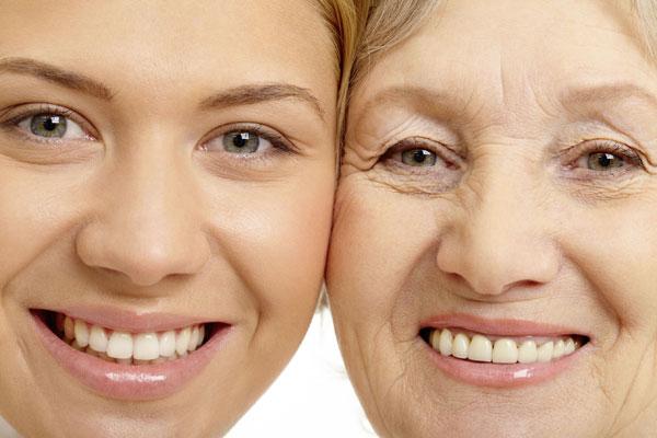 В каком возрасте мы начинаем стареть