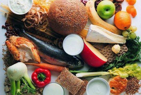 Питание для иммунитета - выбор продуктов
