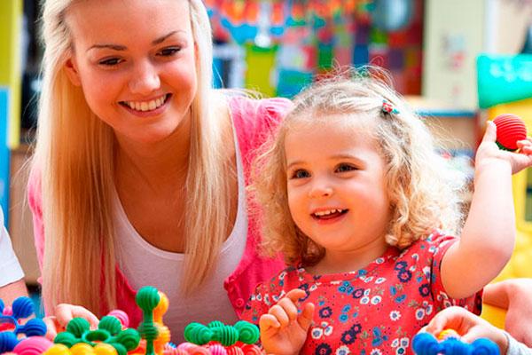 Как подготовить малыша к детскому саду