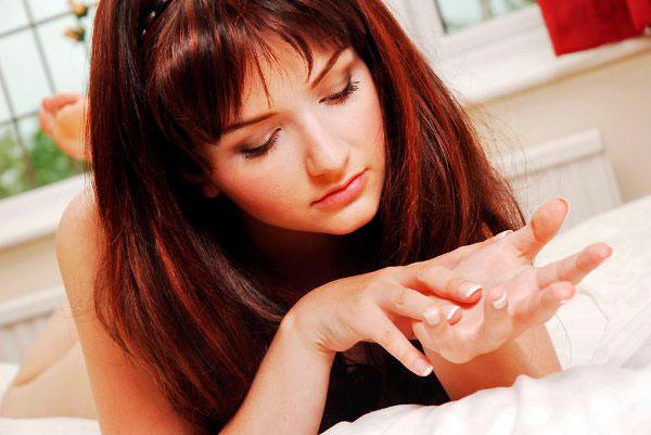 Диагностика болезней по ногтям