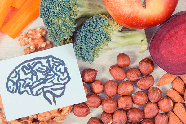 Продукты, улучшающие работу мозга