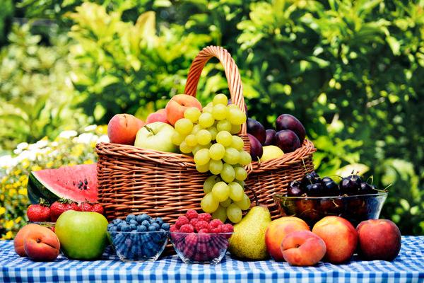 В каких фруктах, овощах и ягодах больше всего антиоксидантов