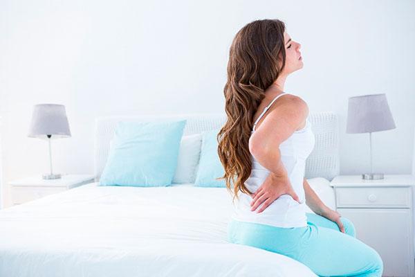 Боль в спине. Как справиться своими силами