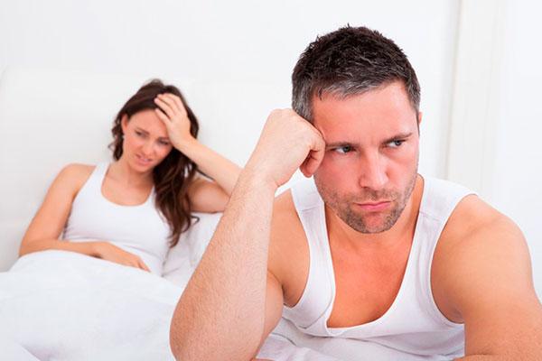 Взаимосвязь секса и возраста мужчины