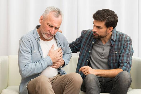 Сердечный приступ и его симптомы